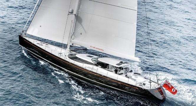 36.7m charter yacht BLISS