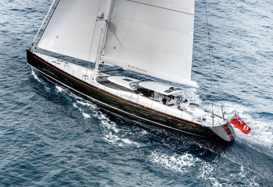 37m Performance Cruising Sloop BLISS by Yachting Developments