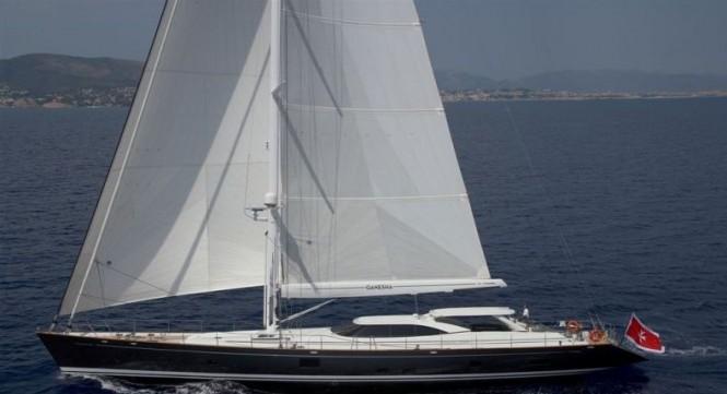 38.9m GANESHA superyacht