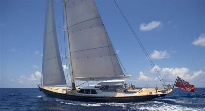 41m IMMOCEAN superyacht