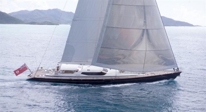 42.9m sailing yacht KOO
