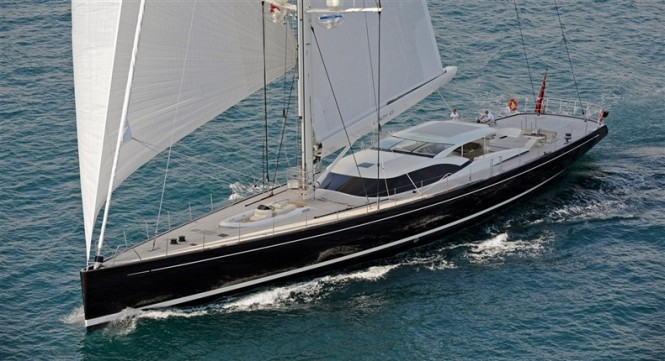 44.7m superyacht LADY B