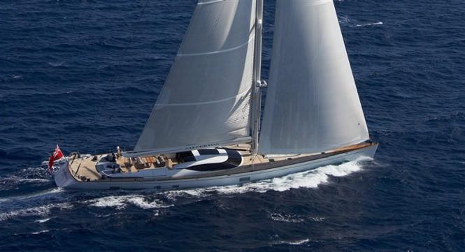 44m sailing yacht Artemis (ex Salperton)