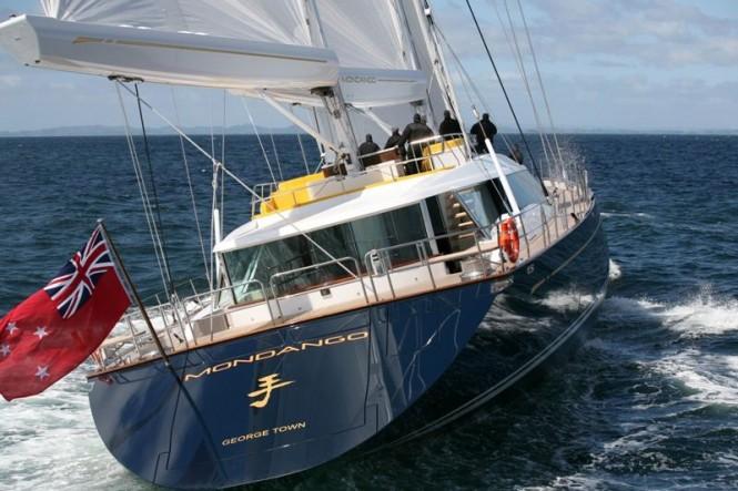 51.7m superyacht MONDANGO
