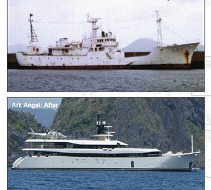 HYS Yachts, Philippines: Retirement to Rebirth