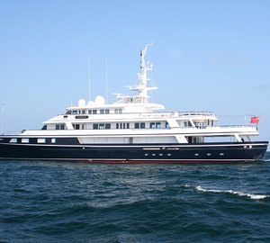 Pendennis Plus completes the refit of the 62.23m motor yacht Virginian by Feadship