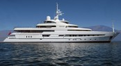 73.6m luxury motor yacht PEGASO
