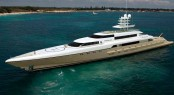 77m Superyacht Smeralda by Hanseatic Marine and Espen Oeino