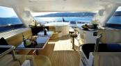 ANNABEL II Yacht - Sundeck