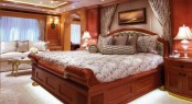Accommodation aboard motor yacht Unbridled by Trinity Yachts