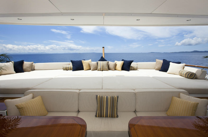 BDA Bunny Pad - Motor Yacht Noble House - Photo by Ming Nomchong and Luke Henkel
