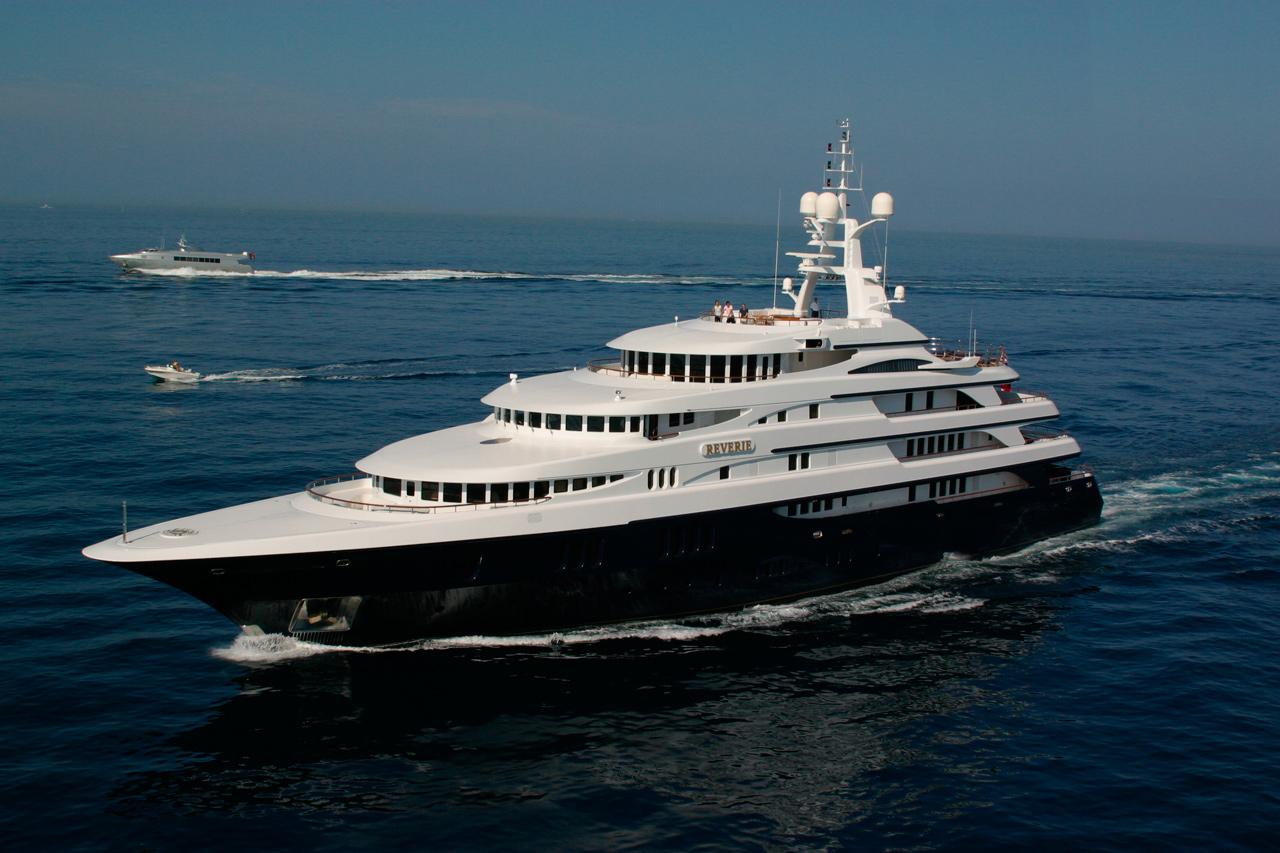 Benetti Motor Yacht Reverie Luxury Yacht Charter