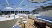 Benetti motor yacht JO - Spa Pool