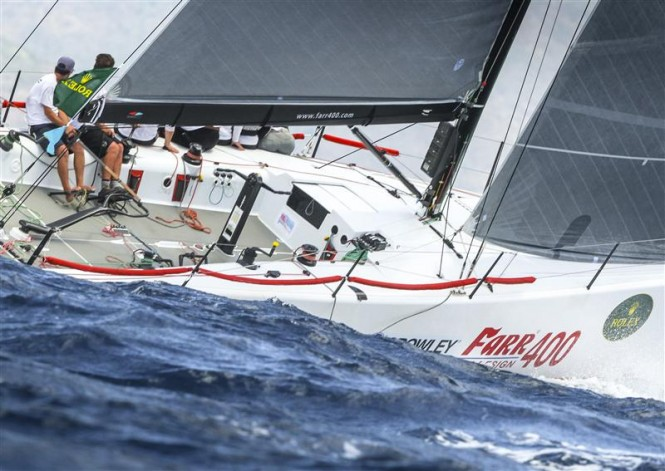 California entry MAGNITUDE 400 in CSA 1 Photo by Rolex Ingrid Abery