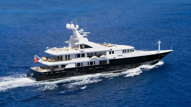 Charter Yacht Helios