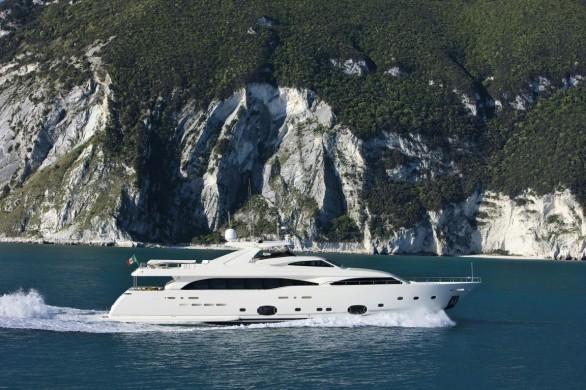 Ferretti Custom Line 112 Superyacht