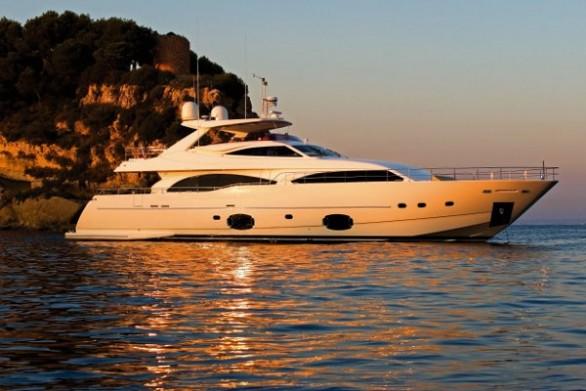 Ferretti Custom Line 97 Superyacht