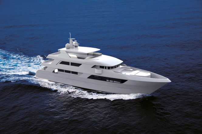 King Baby superyacht by IAG Yachts