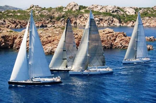 Loro Piana Caribbean Superyacht Regatta & Rendezvous Fleet