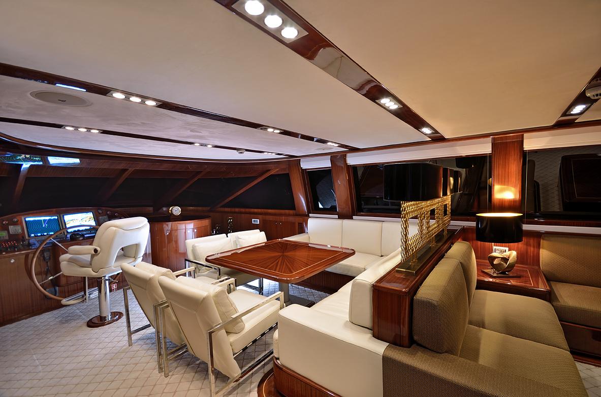 Mega Yacht Interior The Image Kid Has It