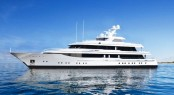 Luxury Mediterranean charter yacht Lady Britt