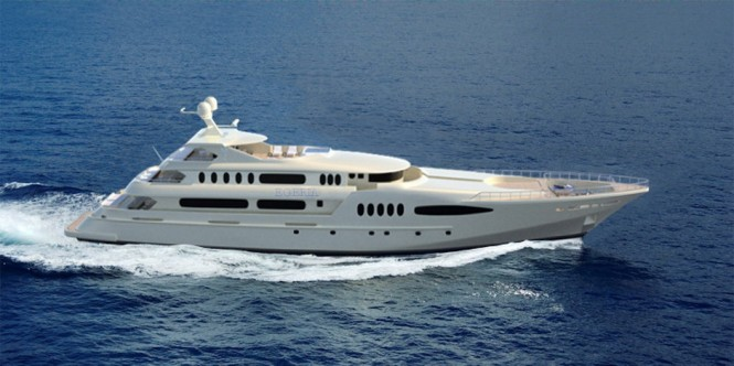 Luxury Motor Yacht Egeria