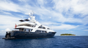 Luxury charter yacht Noble House - Fiji and South Pacific Charters