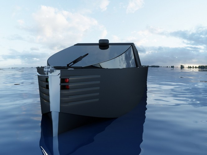 MEES 37 luxury boat by 2PO Design
