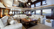 Main Saloon - Noble House Yacht
