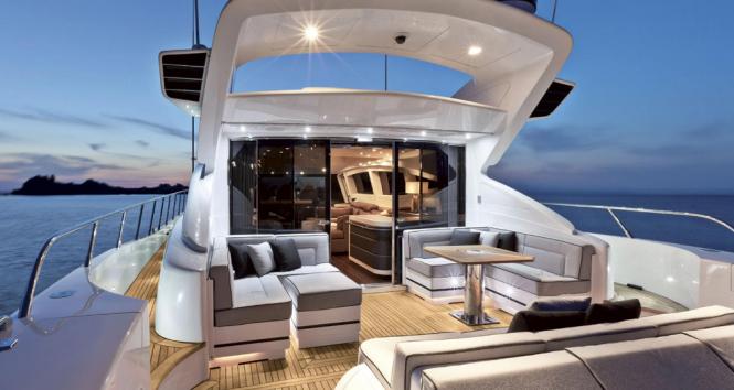 Mangusta 92 Yacht by Overmarine - Exterior