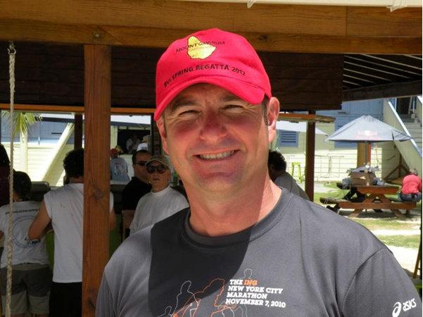 Marcus Chollerton-Brown, Skipper of Global Yacht RacingEHO1