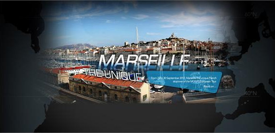 Marseille to host the 2012 MOD70 European Tour Fleet
