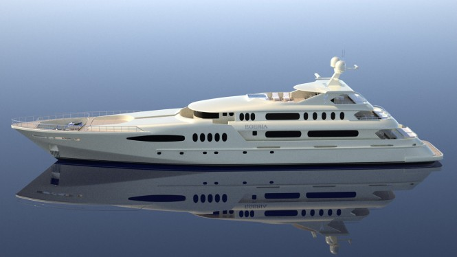 Motor Yacht Egeria