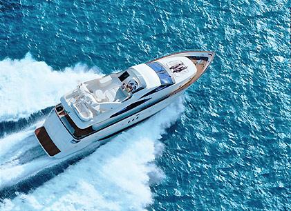 Motor Yacht IRIS Azimut 74