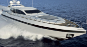Motor Yacht Mangusta 92 by Overmarine