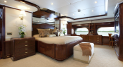 Motor Yacht Nobel House - Master Stateroom