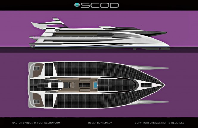 Motor yacht Ocean Supremacy Plan A