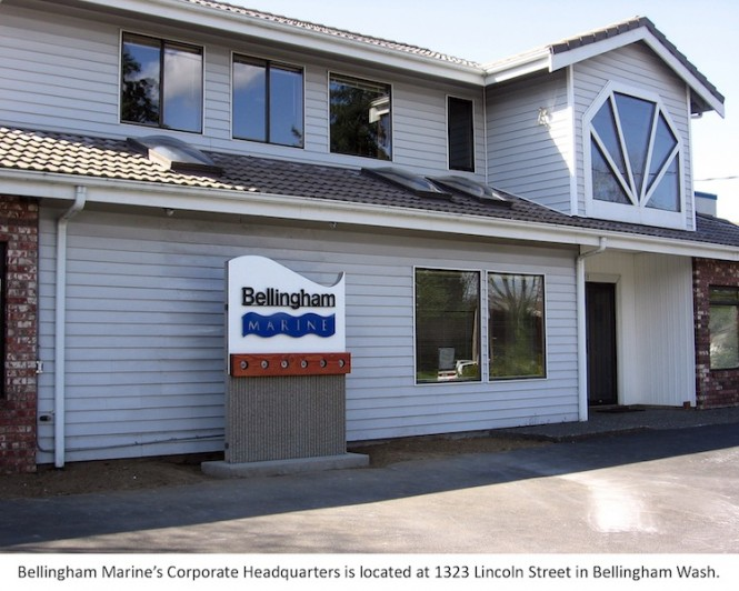 New Bellingham Marine Corporate Office