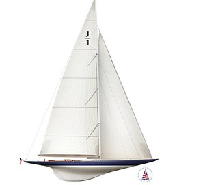 New Spirit Yachts/Sparkman & Stephens 42.4m J-Class sailing yacht CHEVEYO J1
