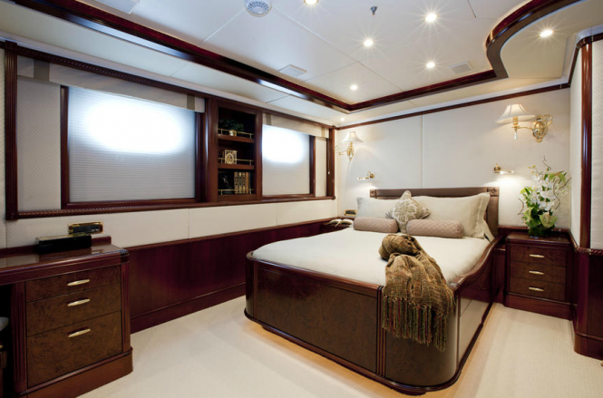 Noble House Yacht - Guest Room - Photo by Ming Nomchong and Luke Henkel