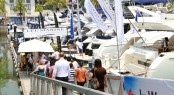 Opening of the Phuket International Boat Show 2012