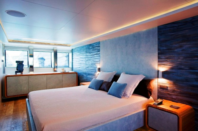 Charter Yacht Panther II is a powerful yet beautiful yacht, ...