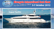 Rivergate International Boat Show in Brisbain