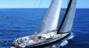 Sailing yacht Amadeus refitted and available for luxury yacht charters in Croatia