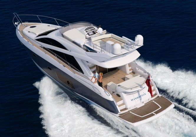Sunseeker Manhattan 53 Yacht