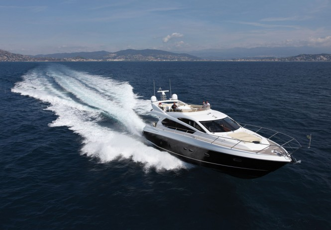 Sunseeker Manhattan 63 Yacht