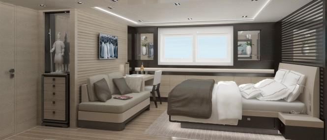 Superyacht Extreme Master Cabin