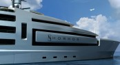 Superyacht HORHOR by Emre Yildirim of Nod Design