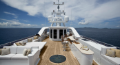 Superyacht Noble House - Sundeck