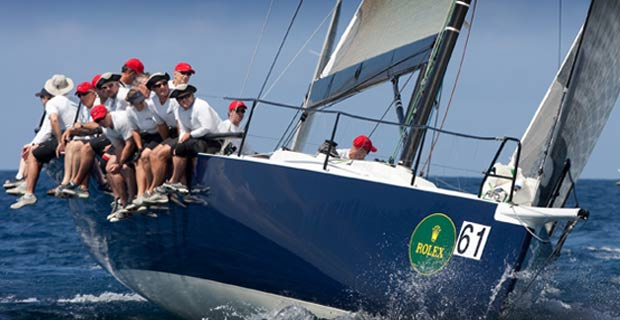The 2012 International Rolex Regatta starts today